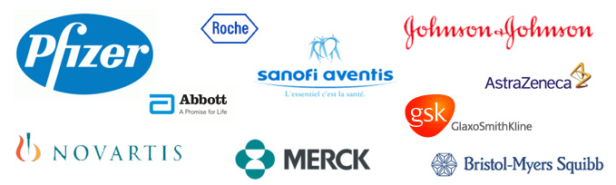 Top 5 most influential pharmaceutical companies in 2016
