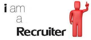 recruiter experience