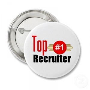 recruiter experience