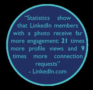 LinkedIn quote graphic