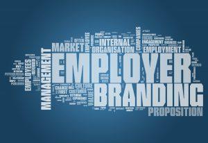 Employer word cloud