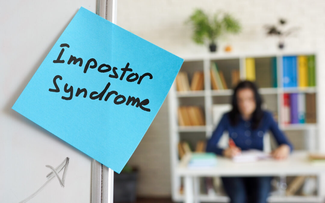 What To Do When You Feel Like An Imposter